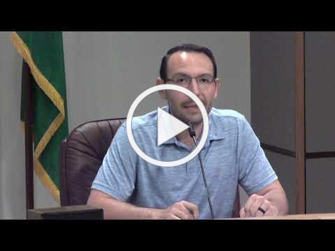 Council Recap 8 31 20
