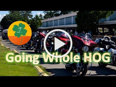 Going 'Whole HOG' in on the Harley Owners Group 🐷