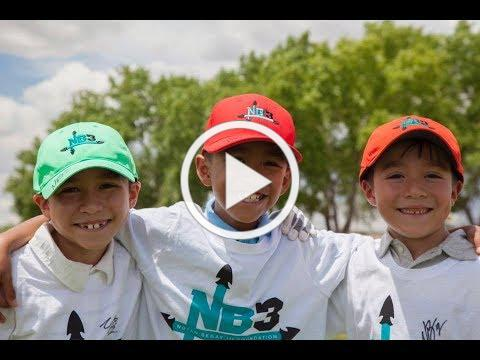 2017 NB3FIT Junior Golf Summer Camp