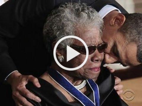"""Maya Angelou's masterpiece """"Caged Bird"""""""