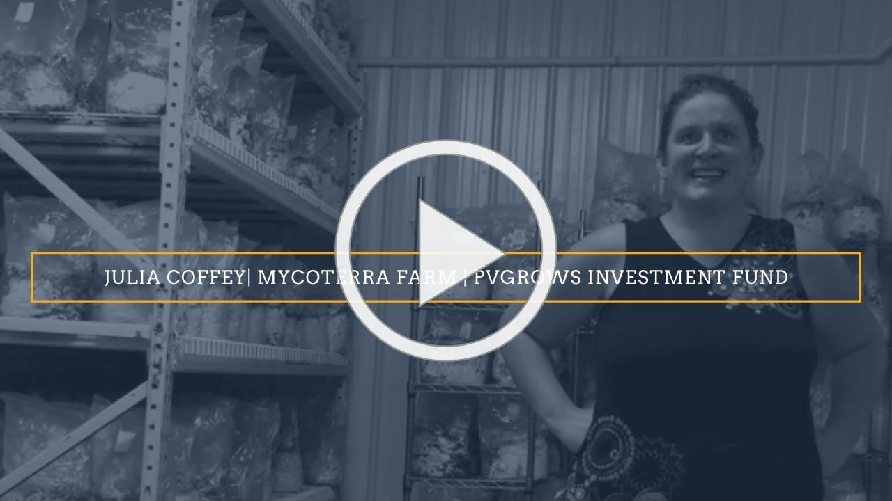 Mycoterra Mushrooms   South Deerfield, MA   PVGrows Investment Fund 2019