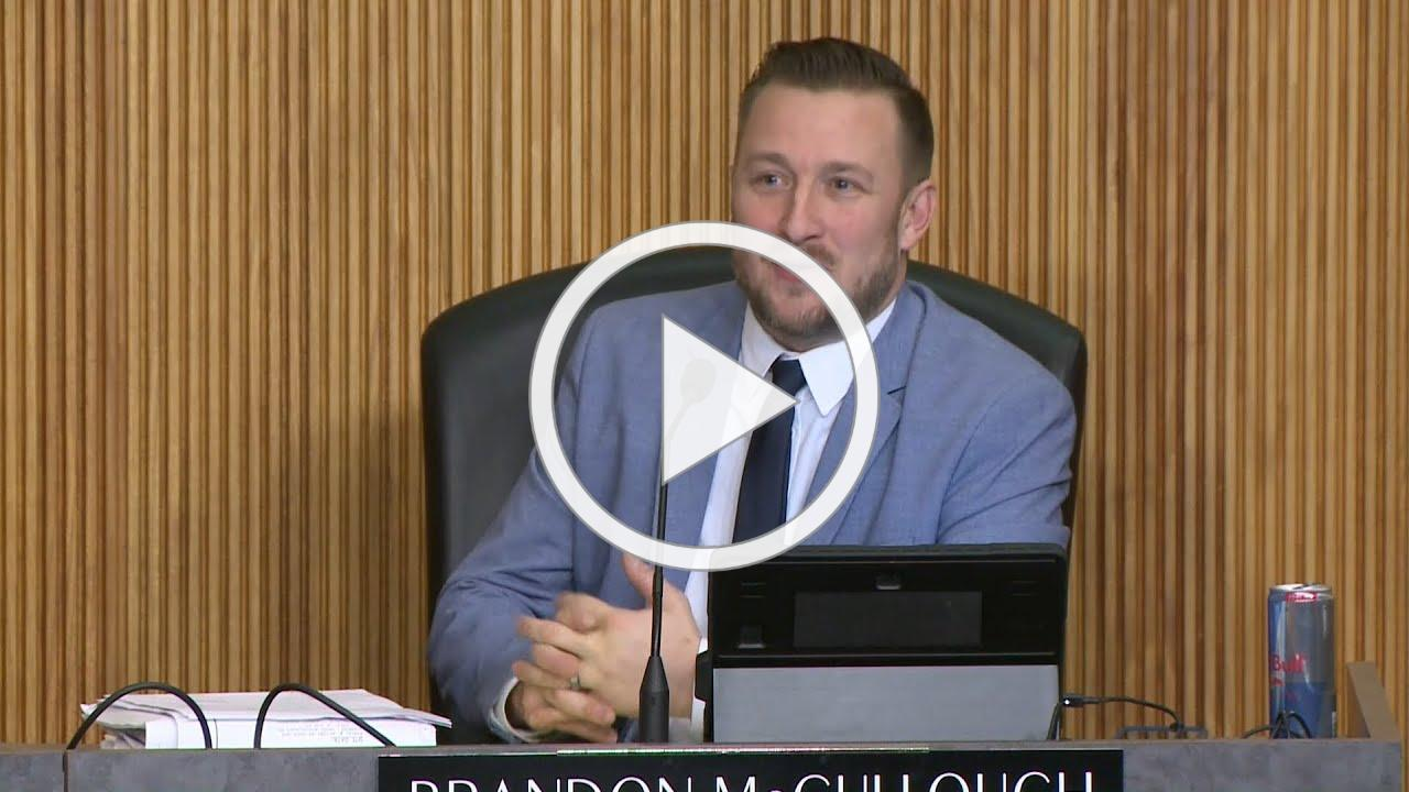 Livonia City Council Study Meeting - February 10, 2020