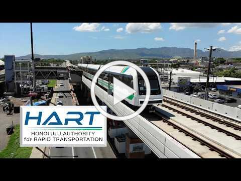 See how the Honolulu Rail Transit Project