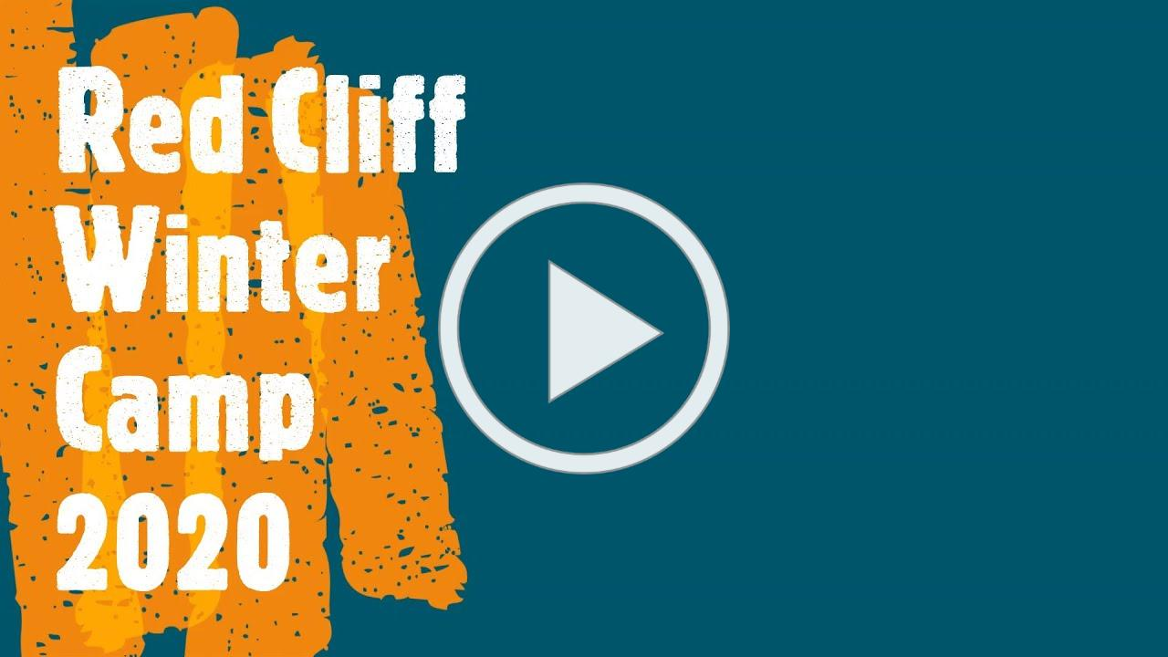 Red Cliff Winter Camp 2020