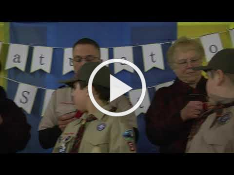A Scout Is; Ep13 - Pack 59 Blue & Gold Banquet