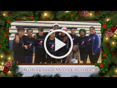 2018 Play Like a Champion Christmas Video