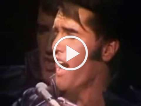 Elvis Presley Are You Lonesome Tonight Fantastic Video