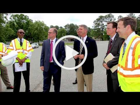 VDOT: From Start to Finish: I-64 Widening Segment I