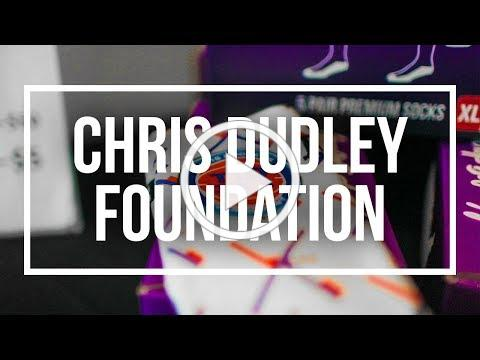 Chris Dudley Foundation x HoopSwagg