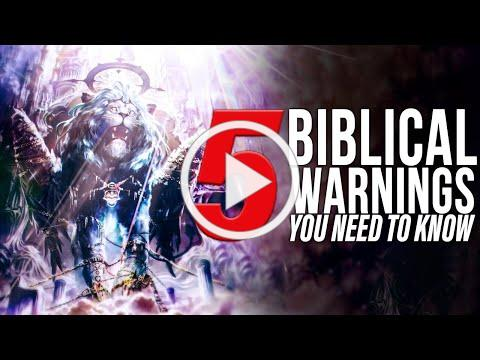 5 Biblical *WARNINGS* You Need to Stop Ignoring In 2020