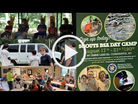 2020 Scouts BSA Day Camp
