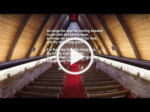 Holy Eucharist Rite II with Fr. Ripp and Rev. Lucy Strandlund   September 20, 2020