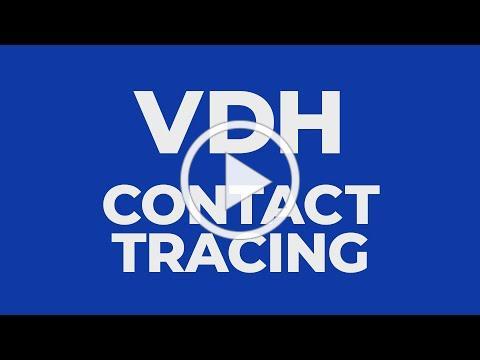 VDH - Contact Tracing