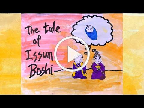 Storytime with JANM: The Tale of Issun-boshi [English-Spanish-Japanese]