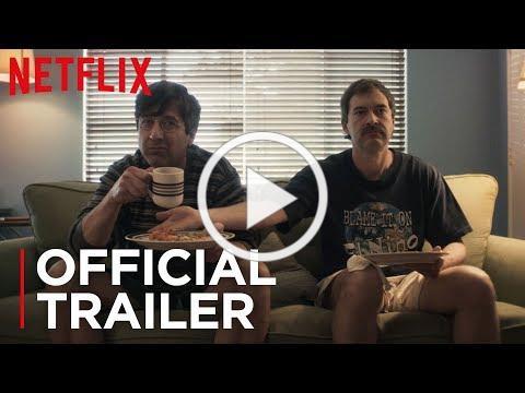 Paddleton   Official Trailer [HD]   Netflix