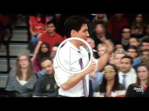 Justin Trudeau on BDS - January 15, 2019