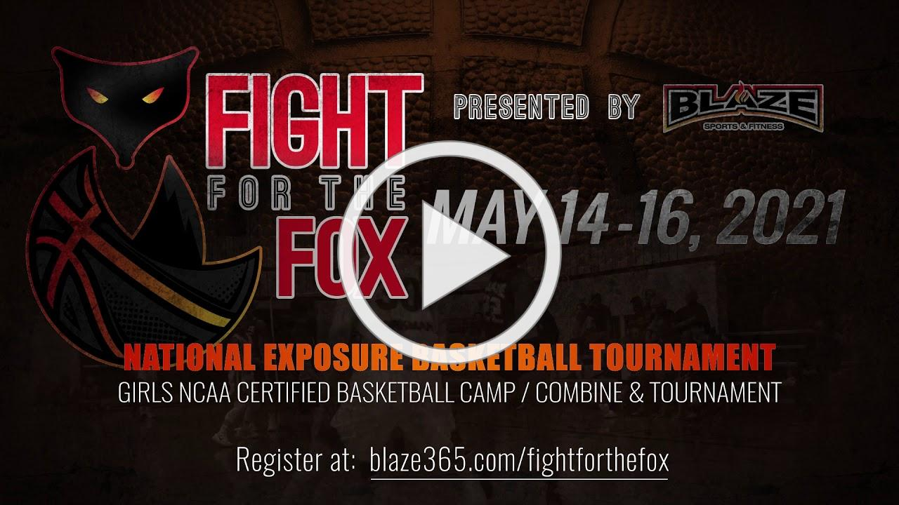 2021 Fight for the Fox Tournament Ad