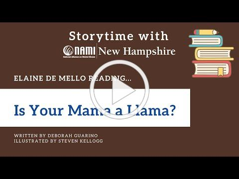 Storytime with NAMI NH - Elaine