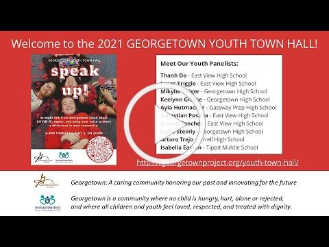 2021 Georgetown Youth Town Hall