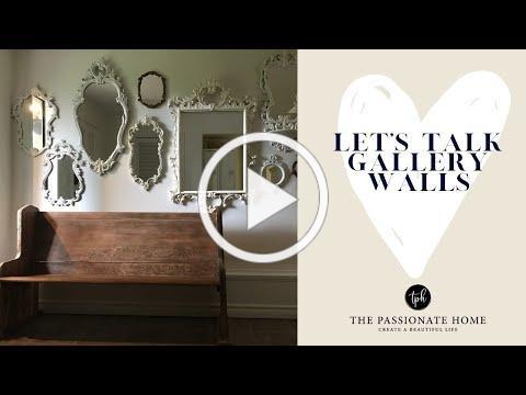 The Idea Ladies | Gallery Walls