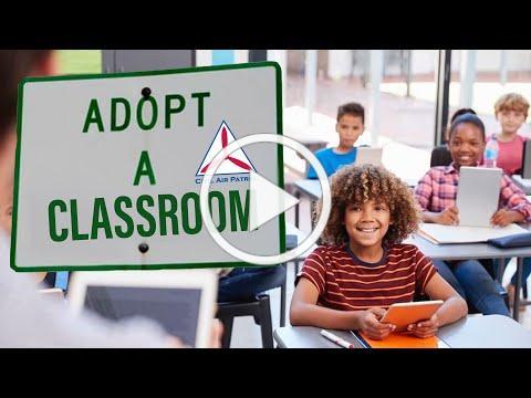Civil Air Patrol Adopt-a-Classroom Program