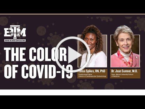 The Color Of Covid-19, Rural Areas, Racial Disparities + More