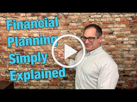 Financial Plan that's easy to understand