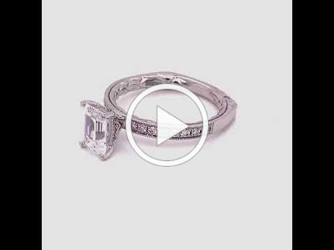 MDJ Advantage - AJ Jewels - Diamond Semi Mount - 4009429