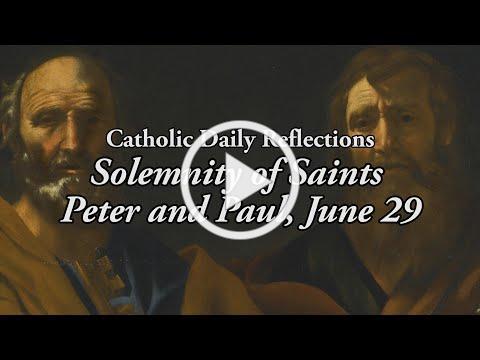 Proclaiming the Gospel - Monday, June 29, 2020