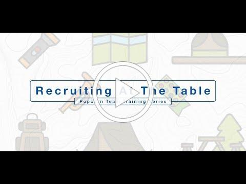 Recruiting At The Table