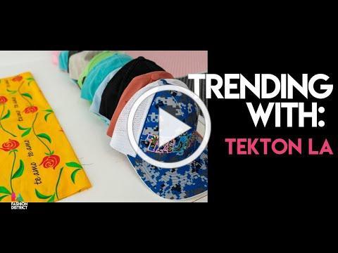 Trending With: TEKTON LA
