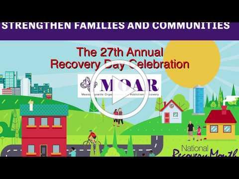 The 27th Annual MOAR and Friends Recovery Day Celebration!