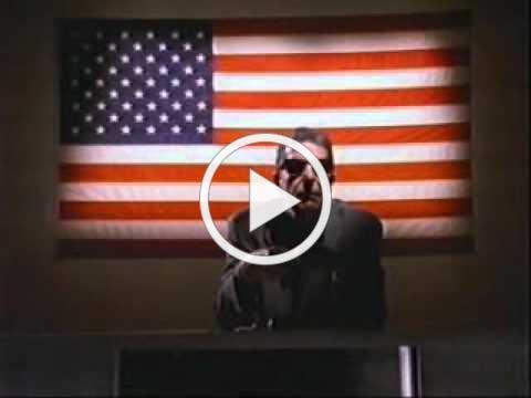 """Democracy"" by Leonard Cohen"