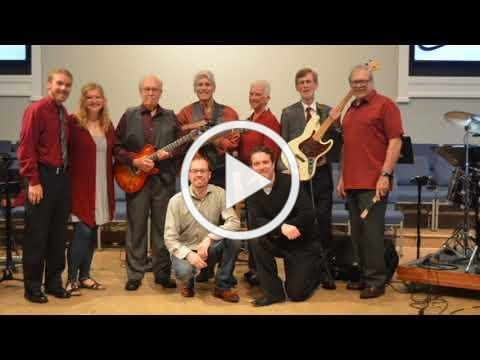 """Lord I Lift Your Name On High -- Pinehurst UMC """"Connections"""" Praise Band"""