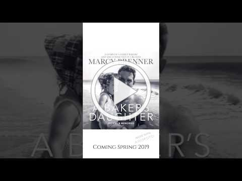 """A Baker's Daughter: Recipes & Memories"" by Marcy Brenner; Coming in Spring 2019!"