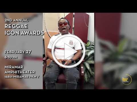Reggae Icon Awards 2021   Third World Invites You!