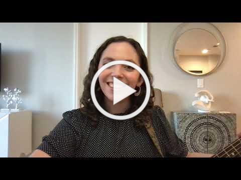 Shanah Tovah from Cantor Danielle Rodnizki