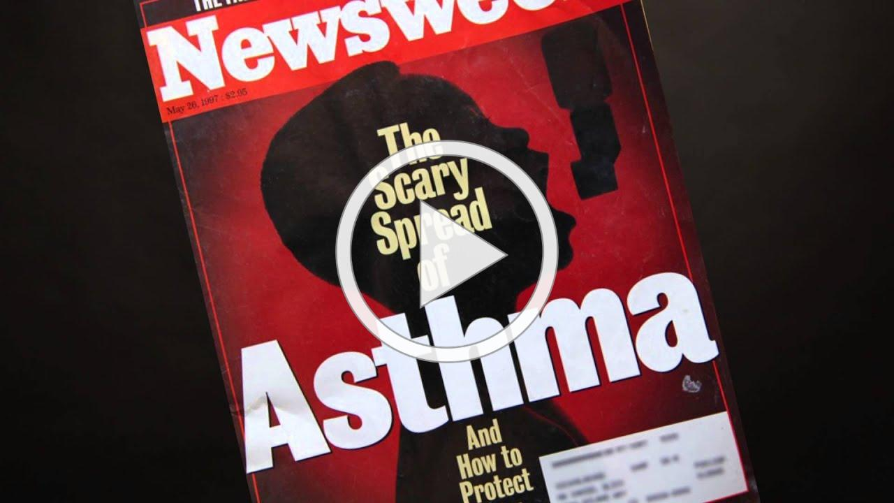 Avery August targets asthma in animals and humans