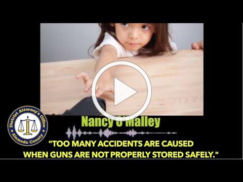 Save A Life: Always Ask About Gun Safety In The Home