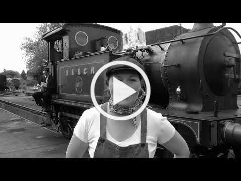 Steam returns to Bluebell Railway