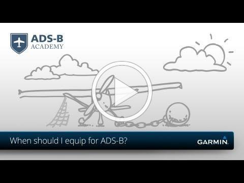 When should I equip for ADS-B? | Garmin ADS-B Academy