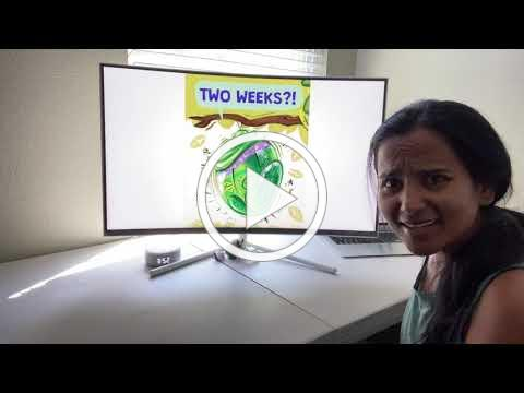 Storytime with BTC Volunteer Kajal: