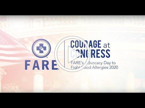 Courage at Congress: FARE's Advocacy Day to Fight Food Allergies