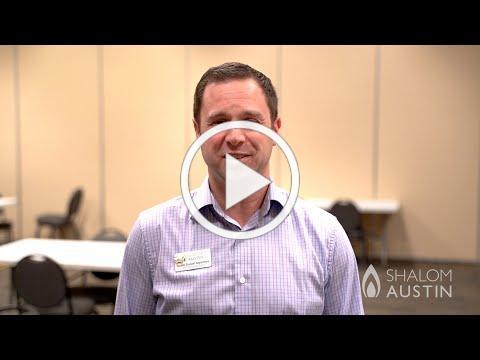 COVID-19 Anniversary | Shalom Austin