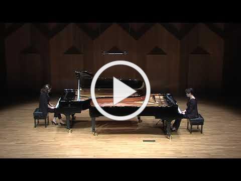 Mozart / arr. Grieg: Piano Sonata in C Major, K. 545 (Duo Yoo + Kim