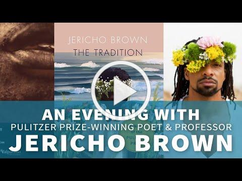 Jericho Brown at Hennepin 2021