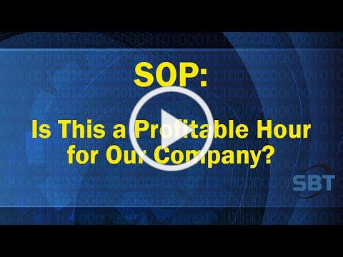 SOP: Is This a Profitable Hour?