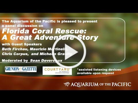Florida Coral Rescue: A Great Adventure Story