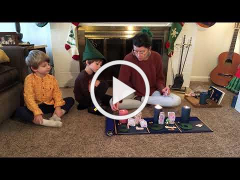 Godly Play Advent 3 & 4