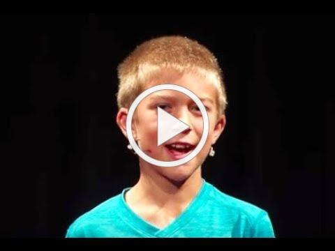 We Are All Different - and THAT'S AWESOME! | Cole Blakeway | TEDxWestVancouverED